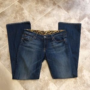 Lucky Brand boot cut stretch jeans 6 /28